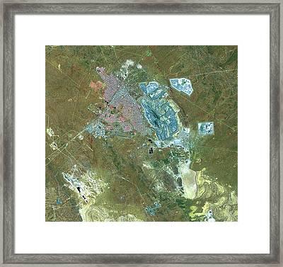Kalgoorlie-boulder Framed Print
