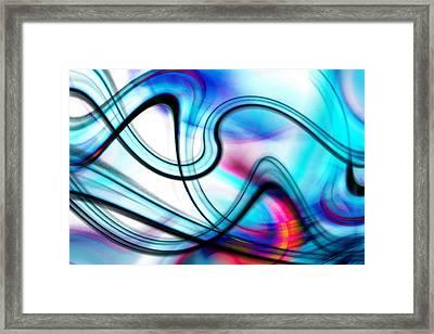 Framed Print featuring the digital art Kamasutra by Selke Boris