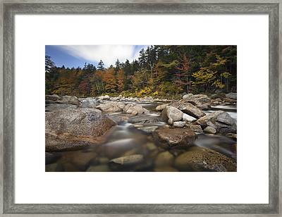 Kanc Colors Framed Print by Eric Gendron