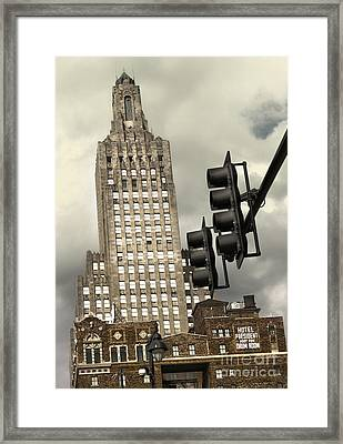 Kansas City - 08 Framed Print by Gregory Dyer