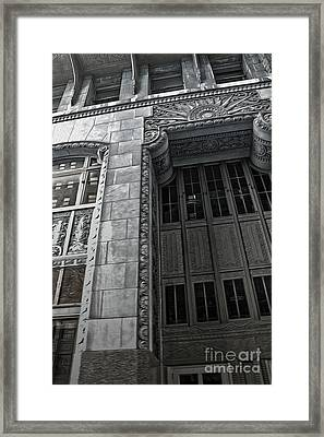Kansas City - 11 Framed Print by Gregory Dyer