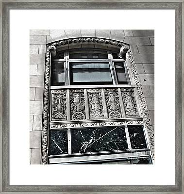 Kansas City - 12 Framed Print by Gregory Dyer