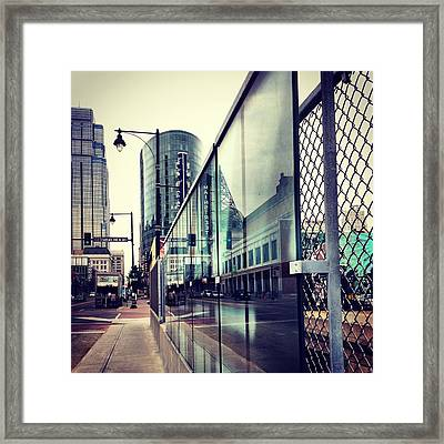 Kansas City #6 Framed Print