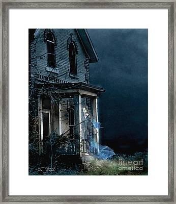 Karita Framed Print by Tom Straub
