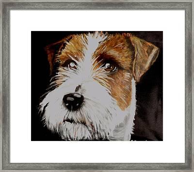 Karl Framed Print