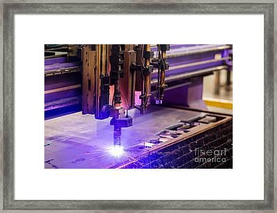 Kat001-62 Framed Print by Cooper Ross