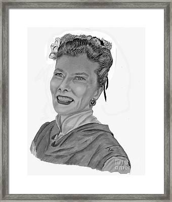 Kate Framed Print