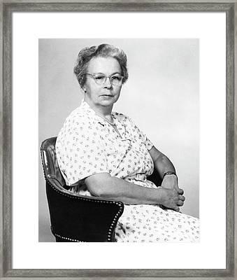 Katharine Blodgett Framed Print