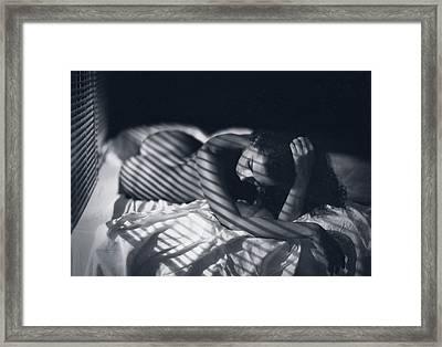 Katrin Framed Print