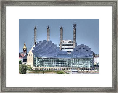 Kauffman Performing Arts Center Framed Print