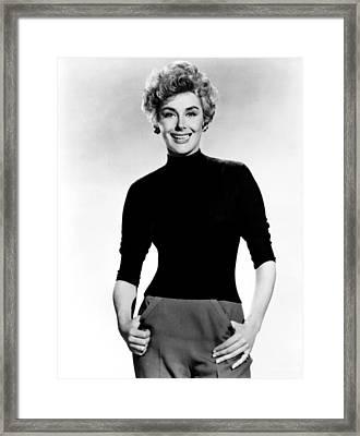 Kay Kendall, Ca. Mid-1950s Framed Print