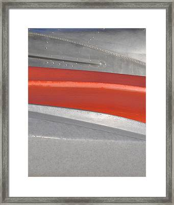 Kayak.2 Framed Print