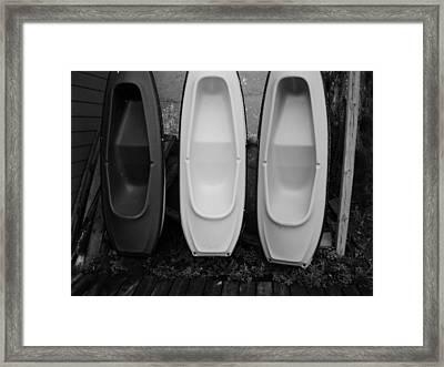 Kayak...watersport Framed Print