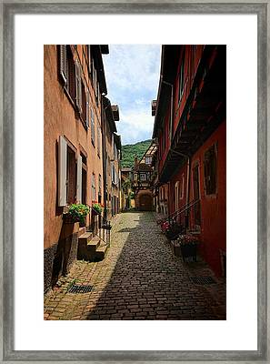 Kaysersberg Framed Print by JG Photography