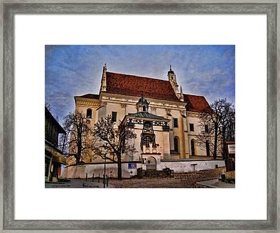 Kazimierz Framed Print by Aleksander Rotner