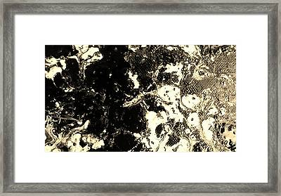 Keep Looking Framed Print by David King