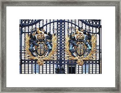Keepers Of The Gate Framed Print by Christi Kraft