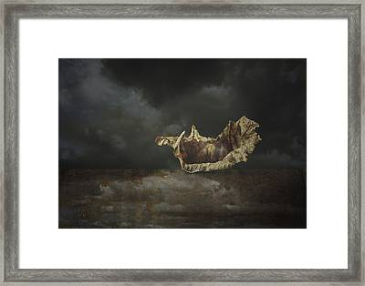 Keeping Framed Print
