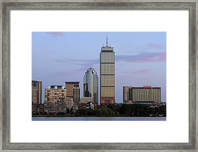 Keeping Me Awake Framed Print by Juergen Roth