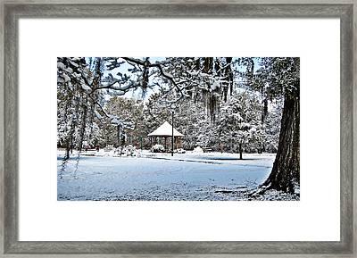 Kellahan Park Framed Print