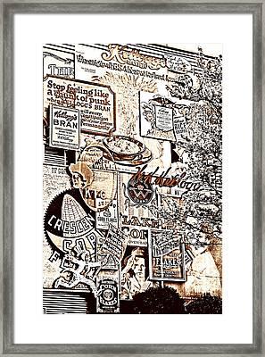Kellogg's Wall Framed Print
