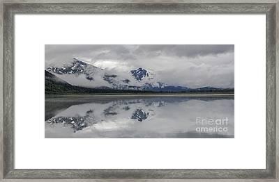 Kenai Lake Alaska Framed Print