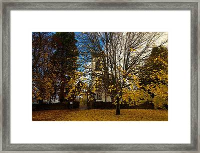 Framed Print featuring the photograph Kenmore Church by Stephen Taylor