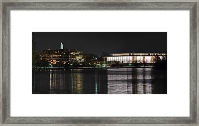 Kennery Center For The Performing Arts - Washington Dc - 01131 Framed Print