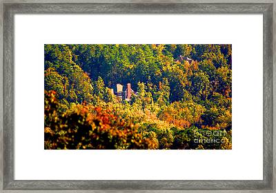 Kennesaw Hideout Framed Print