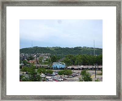 Kenny Wood - 121216 Framed Print by DC Photographer
