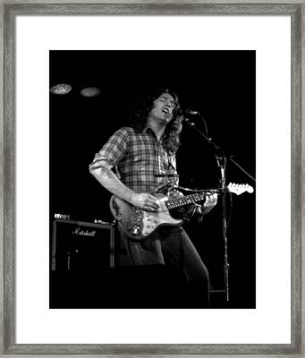 Framed Print featuring the photograph Kent #124 by Ben Upham