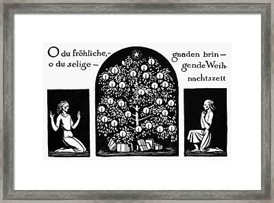 Kent Christmas, 1924 Framed Print by Granger