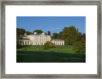 Kenwood House Hamstead Heathouse Framed Print