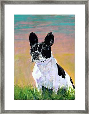 Kenzie Framed Print