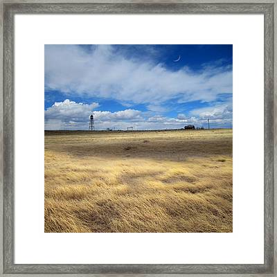 Keota Colorado Framed Print by Ric Soulen