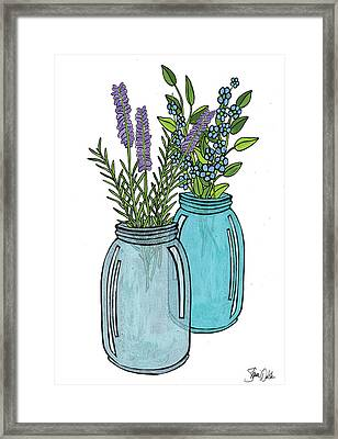 Kerr Jar Vi Framed Print
