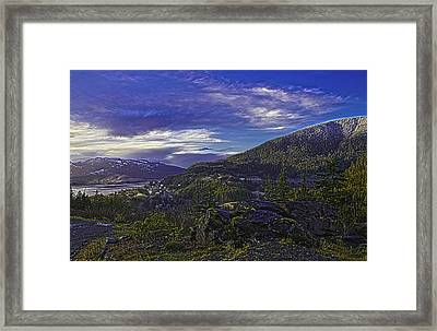 Ketchikan 4 Framed Print