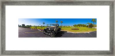 Key Royale Golf Course Framed Print
