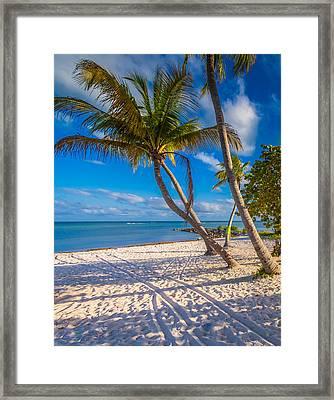 Key West Florida Framed Print