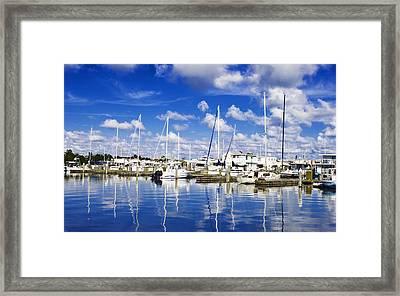 Key West Framed Print