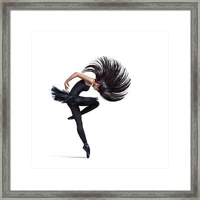 Keyko Lee Framed Print