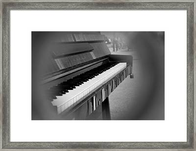 Keys 1 Framed Print by Frederico Borges
