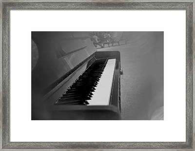 Keys 2 Framed Print by Frederico Borges
