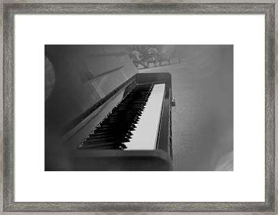 Keys 2 Framed Print by Frederico Borges