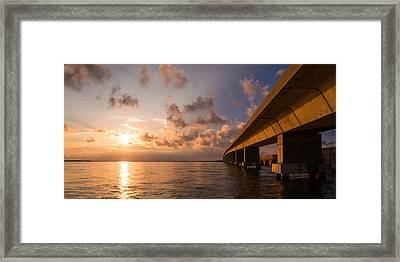 Keys Framed Print by Chad Dutson