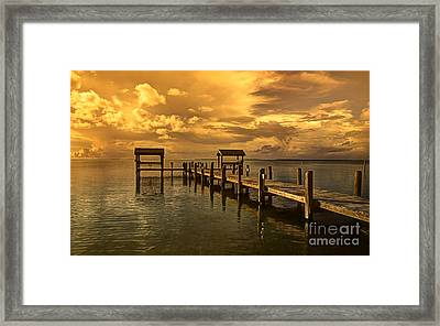 Keys II Framed Print by Bruce Bain