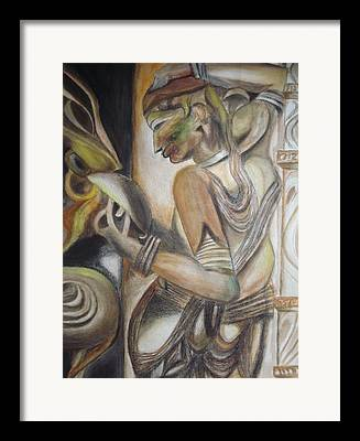 Tantrik Art Framed Prints