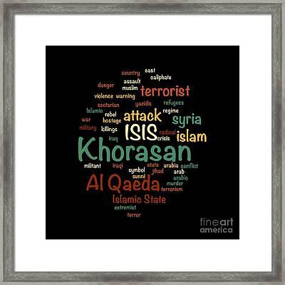 Khorasan Framed Print by Henrik Lehnerer