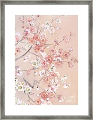 Kihaku Crop II Framed Print