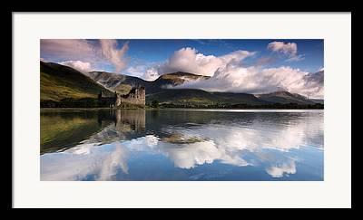 Loch Awe Framed Prints